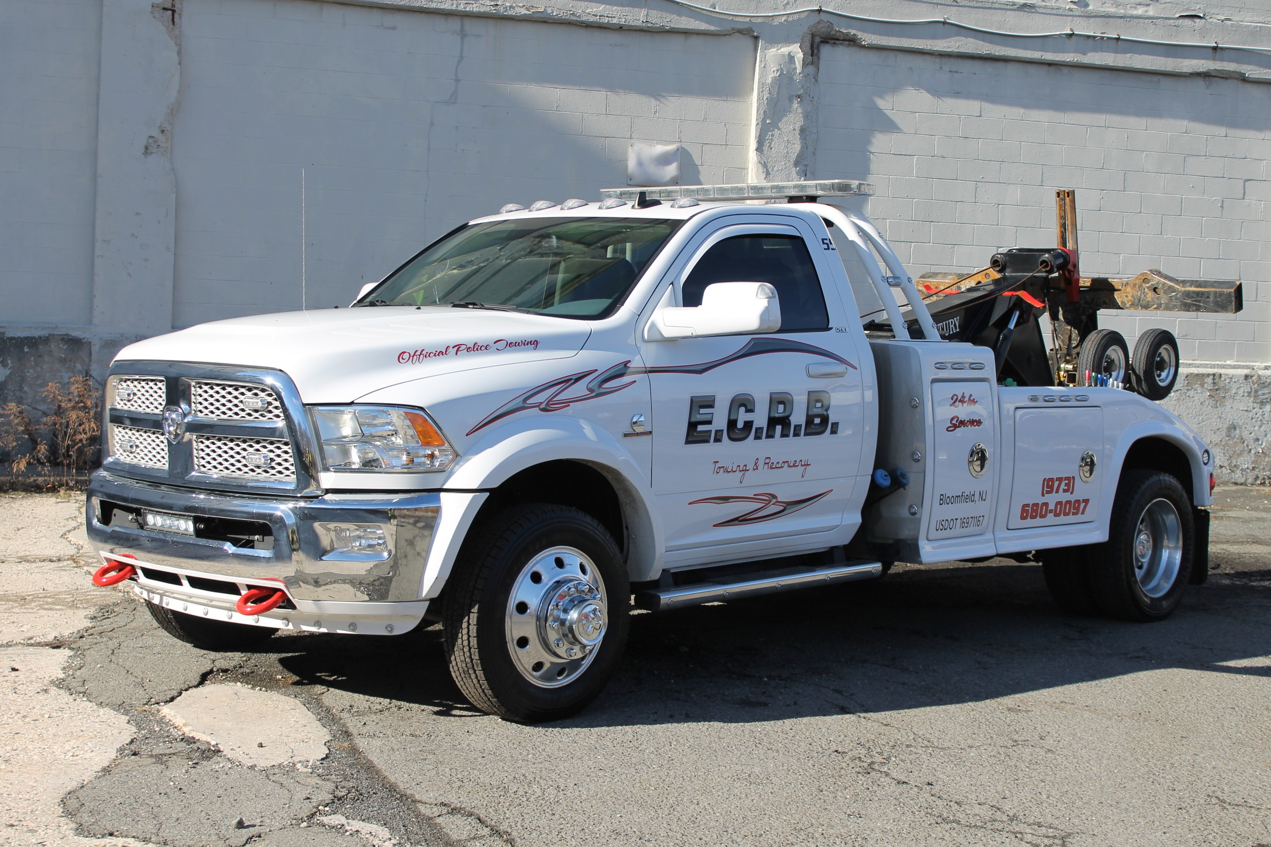 ECRB Towing and Recovery_Bloomfield_New_Jersey (Standing Above the Rest)